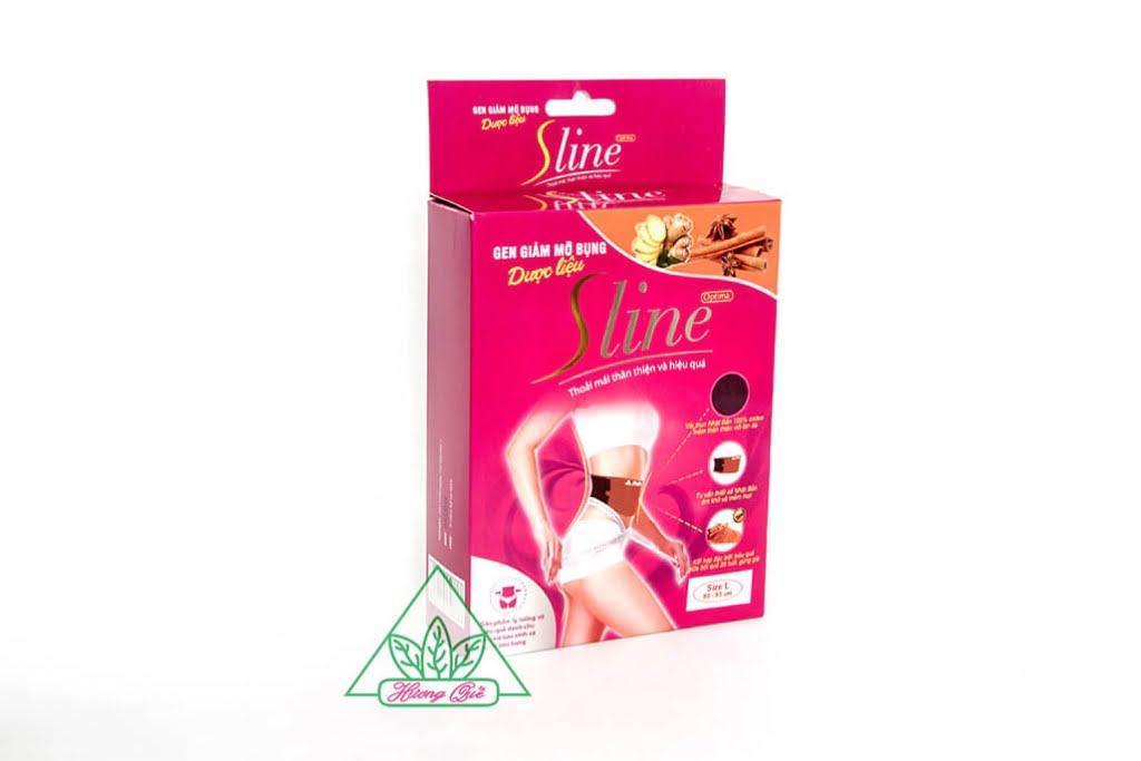 Gen tiêu mỡ bụng Sline 1