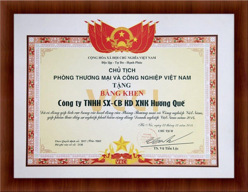 bang-khen-thuc-day-su-phat-trien-cong-dong-doanh-nghiep-viet-nam-2014