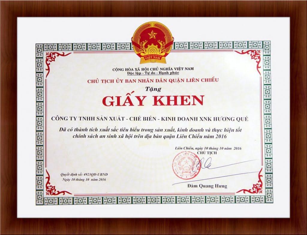 giay-khen-thuc-hien-tot-chinh-sach-an-ninh-xa-hoi-2016
