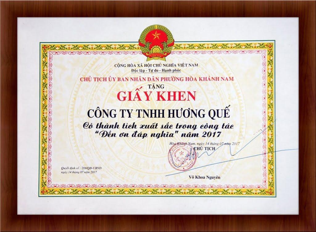 giay-khen-co-thanh-tich-xuat-sac-trong-cong-tac-den-on-dap-nghia-2017