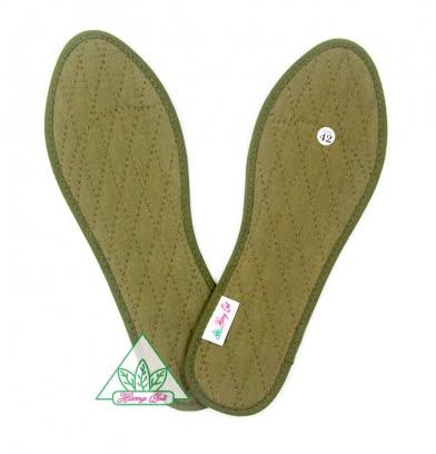 Lót giày quế vải cotton CI-14