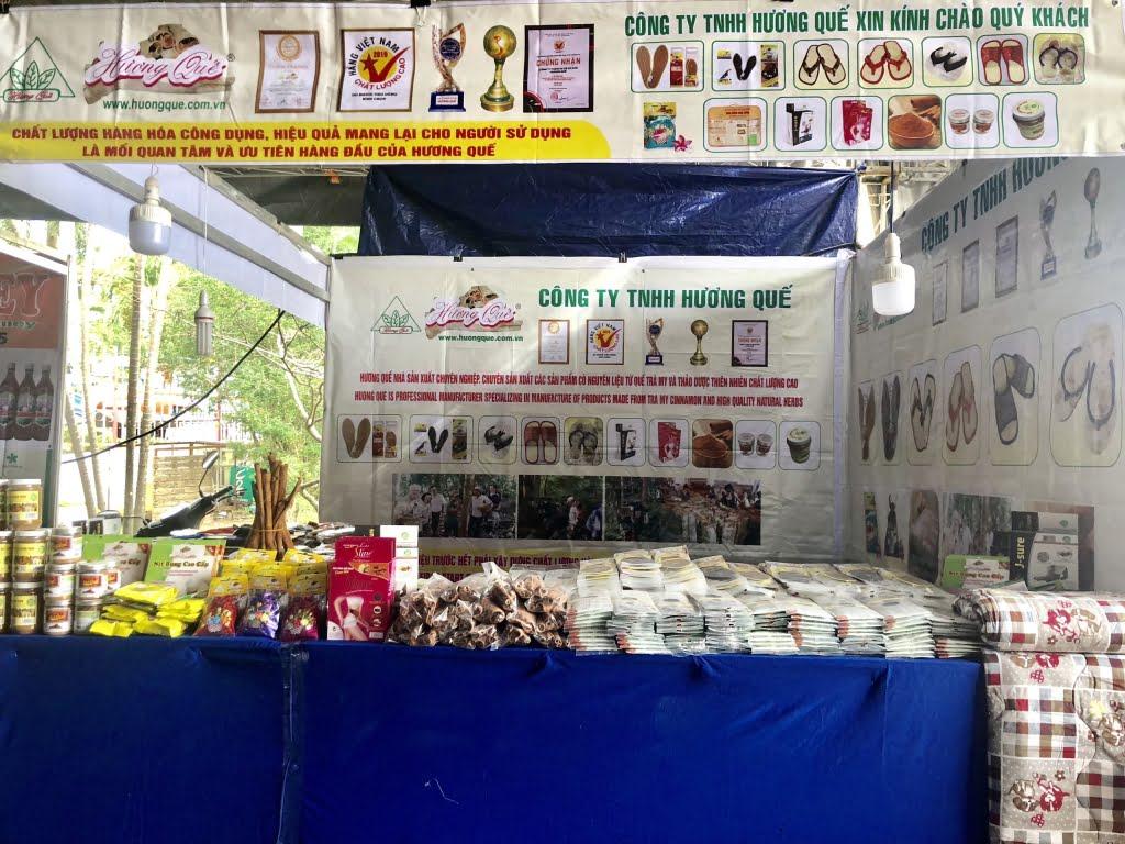 hội chợ tuần lễ tự hào hàng Việt Nam 1