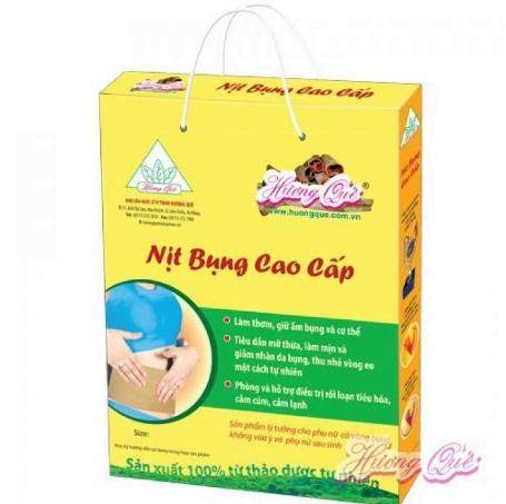 """""""Điểm danh"""" 3 công dụng nổi bật của nịt bụng Hương Quế"""